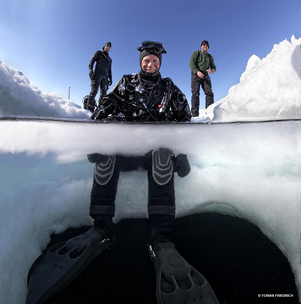 La Balade du Jour : Groenland, les Icebergs en traîneau ! Par Tobias Friederich 174-tob10
