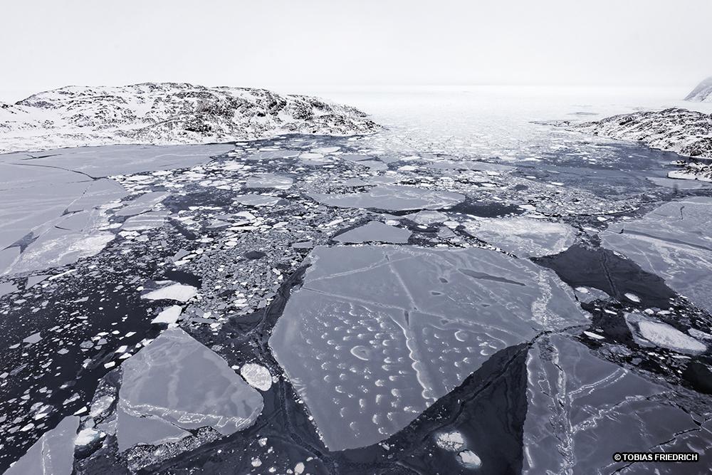 La Balade du Jour : Groenland, les Icebergs en traîneau ! Par Tobias Friederich 180-tb3