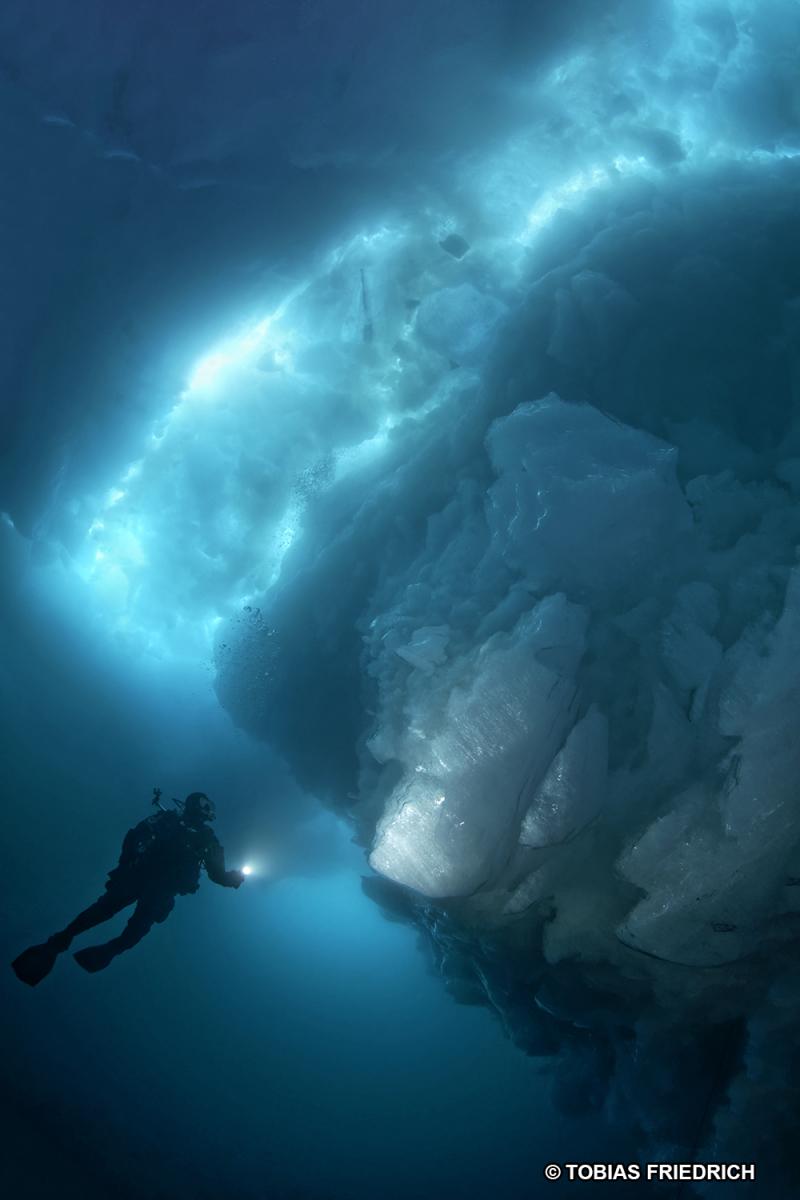 La Balade du Jour : Groenland, les Icebergs en traîneau ! Par Tobias Friederich 186-tb14