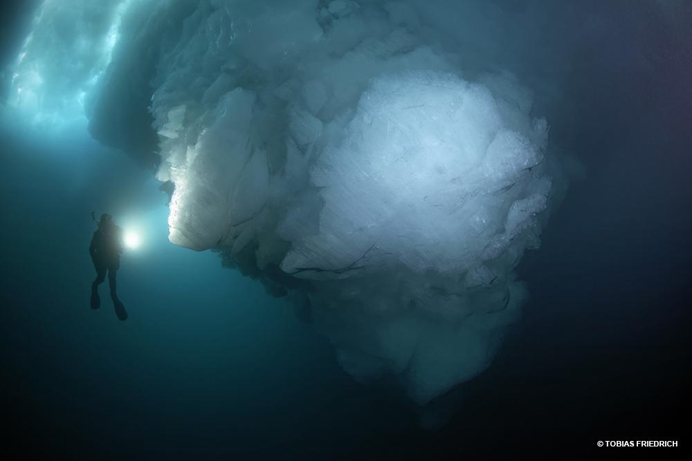 La Balade du Jour : Groenland, les Icebergs en traîneau ! Par Tobias Friederich 187-tb13