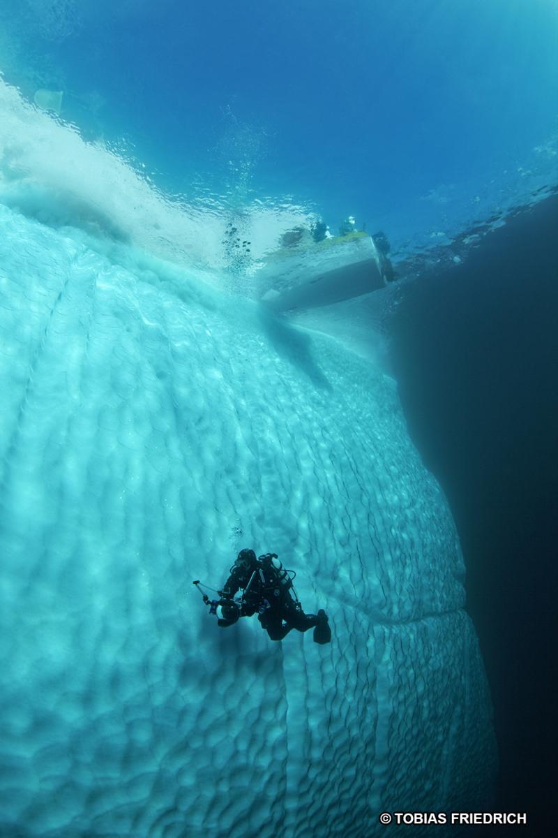 La Balade du Jour : Groenland, les Icebergs en traîneau ! Par Tobias Friederich 191-tb17