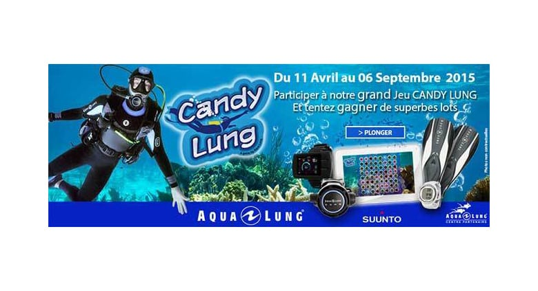 CANDY LUNG BY AQUA LUNG