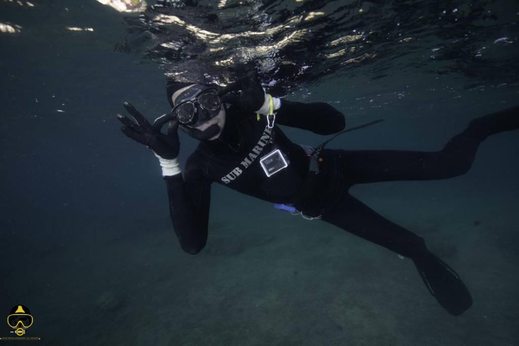 we vinden ray ban onder cannes water
