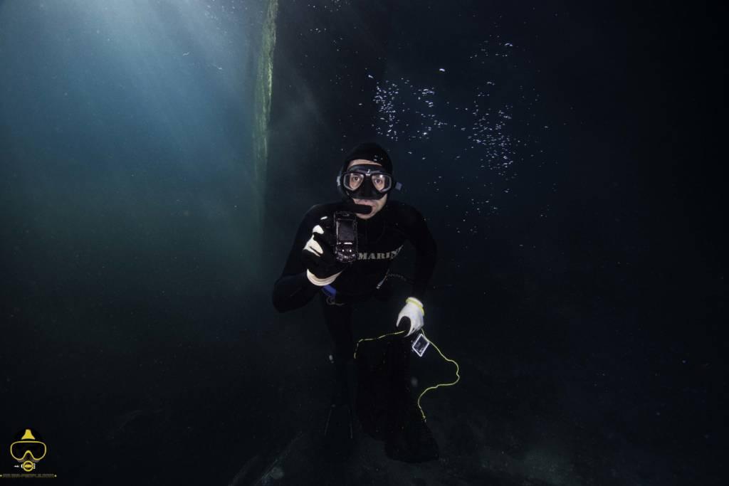 nokia connecting people sous l eau aussi