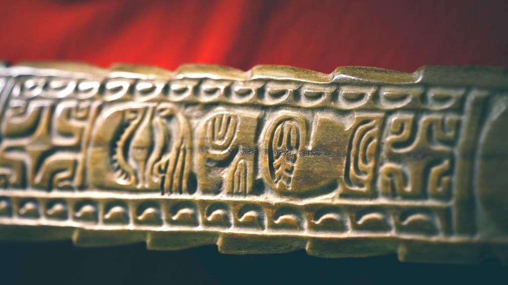 bois sculpté des iles marquises