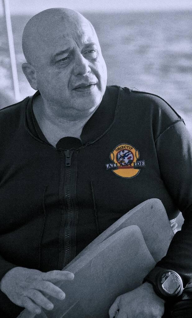 daniel meouchy fondatore di Objectif Atlantide
